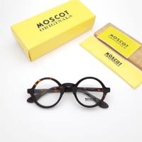 Frame Kacamata Minus MOSCOT ZOLMAN   Lensa Antiradiasi