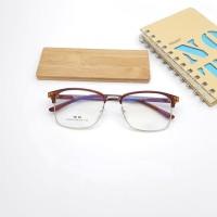 Frame Kacamata Minus Pria ECLIPS   Lensa Antiradiasi