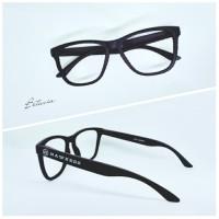 Frame Kacamata Minus Pria HAWKERS   Lensa Antiradiasi