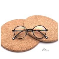 Frame Kacamata KOREA MODERN   Lensa Minus Antiradiasi