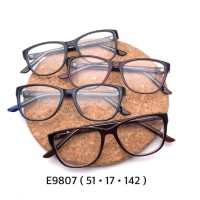 Frame Kacamata Wanita E-NINE LUCIA   Lensa Minus Antiradiasi