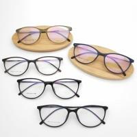 Frame Kacamata Minus Wanita WAVE   Lensa Antiradiasi