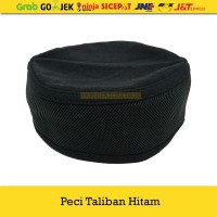Peci Hitam Taliban Best Seller
