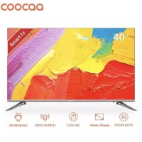 COOCAA SMART TV LED TV 40S5G ANDROID TV INFINITY VIEW