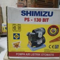 Pompa Air Shimizu PS 130 BIT - otomatis