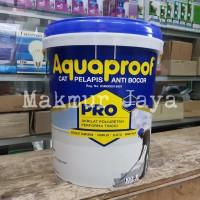 Aquaproof Pro 20Kg Cat Pelapis Dak Anti Bocor Atap Genteng Talang