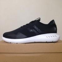 Sepatu Casual Piero Revolt Black White P20634 Original BNIB