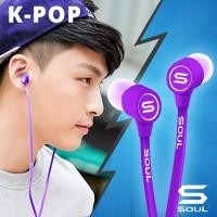Soul K-POP Ultra High Performance In-Ear Earphone