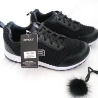 sepatu sneeakers olahraga running wanita ando willow