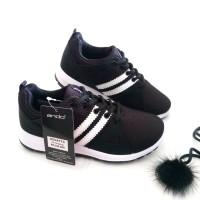 sepatu sneakers sekolah olahraga running anak ando renata