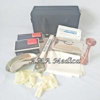 Bidan Kit Lengkap Bidan Kit Set Alat Instrumen Perlengkapan Bidan