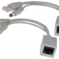 Kabel POE Splitter CCTV Network compatible IP Camera POE LAN