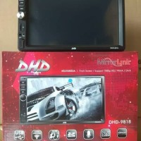 double din head unit dhd 9818 mirror link all new avanza xenia