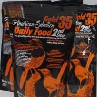 Voer Murai/Pakan Murai AMS gold 35 Daily Food step 2nd