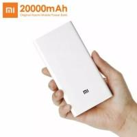 Power Bank Powerbank Xiaomi 2C 20000mAH Original Real Capacity