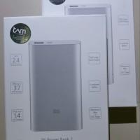 Power Bank Powerbank Xiaomi Generasi 2 10000mAH Original Resmi TAM