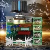 Dimmer SCR 2000W Motor Speed Controller 220V AC Regulator Voltage