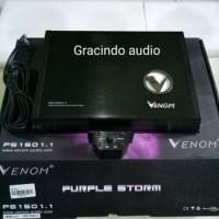Power monoblok Venom Purple Storm PS1501.1