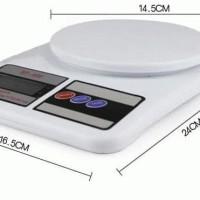 HOT SALE Timbangan Digital Presisi / Timbangan dapur Terjamin
