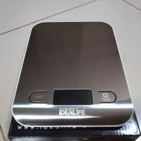 HOT SALE IDEALIFE Timbangan Dapur Kue Cookies Digital Kitchen Scale