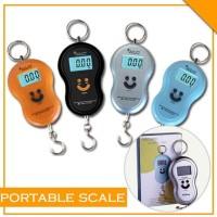 HOT SALE Timbangan Digital Gantung Portable Portabel Scale SMILE -