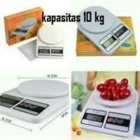 HOT SALE Timbangan Dapur, Kue Digital 10kg SF-400 Terjamin