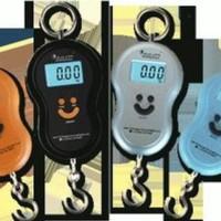 HOT SALE TIMBANGAN DIGITAL GANTUNG BULAT 50 KG portable Terjamin