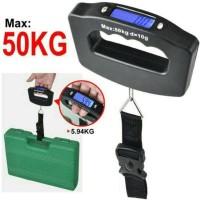 HOT SALE Timbangan Gantung Digital Koper / Bagasi / Tas Terjamin