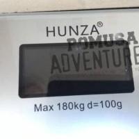 HOT SALE TIMBANGAN BADAN DIGITAL BATHROOM SCALE 180kg KACA 28X28