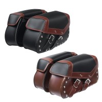 Best Selling Motorcycle Saddlebags Saddle Bags Bike Side Storage Fork