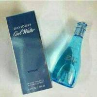 Parfum Original Eropa Davidoff Cool Water Women EDT 100 Ml~ No Box