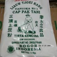 Tepung Sagu Pak Tani Original - Murah Meriah - 1KG