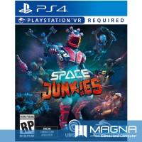 PS4 VR Game - Space Junkies