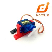 Bracket Dudukan Micro Servo SG90 MG90 3D Printed
