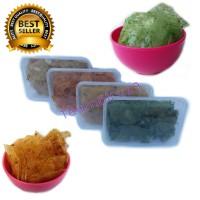 Snack Keripik Beling/Kripik Beling/Keripik Kaca/Kripca/Beledag
