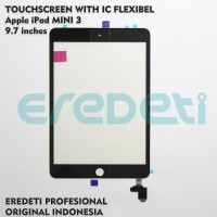 TOUCHSCREEN WITH IC FLEXIBEL APPLE IPAD MINI 3 KD-002415