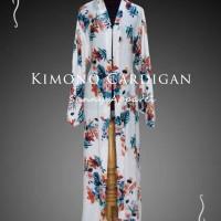Long Cardi / Kimono Cardigan LC 002