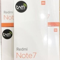Xiaomi Redmi Note 7 TAM 4/64 RAM 4GB NOTE7 Xiomi Siomi Garansi Resmi