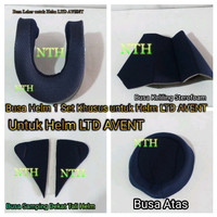 Busa untuk Helm LTD Avent 1 set