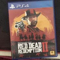 Red Dead Redemption II CD GAME PS 4