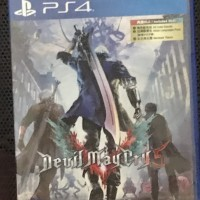 Devil May Cry 5 CD GAME PS 4