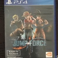 Jump Force CD GAME PS 4