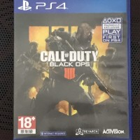Call of Duty CD GAME PS 4