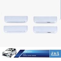 Toyota Agya Handle Cover Chrome / Aksesoris Eksterior Agya