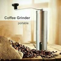 Coffee Grinder Fleco Penggiling Biji Kopi Coffee Bean Grinder Stainles