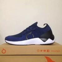Sepatu Running/Lari OrtusEight Radiance Navy Black White 11030006 Ori