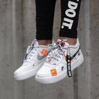 Nike Air Force 1 Low Just Do It (37 s/d 45) Premium Original