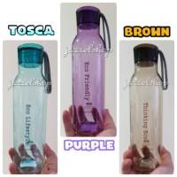 Locklock locknlock lock eco bottle botol minum 550ml original