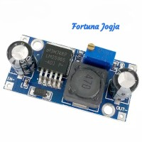 Modul LM2596S Adjustable DC-DC Step Down Converter LM2596 Module