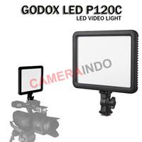 LED Godox P120c 120c Video Light portable kamera vlog - LED ONLY